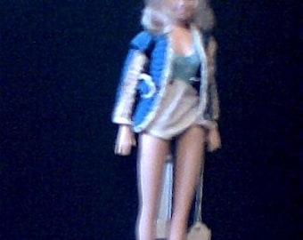 Fashion Doll Patchwork