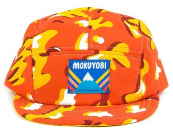 Cheese Doodle 5 Panel Hat