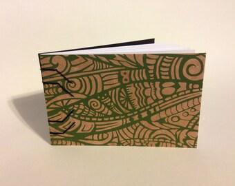Tribal Blank Notepad