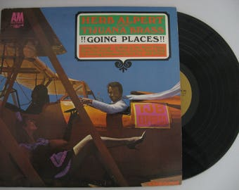 Herb Alpert & The Tijuana Brass - Going Places - Circa 1966