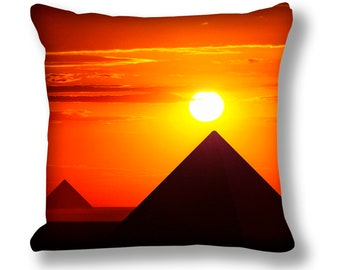 Pyramids Cushion Cover