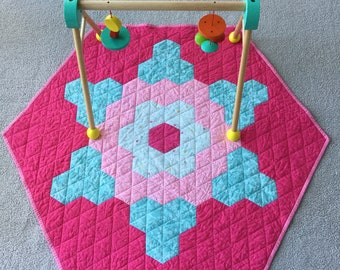Hexagon 'Hexi Hexi' Baby Play Mat