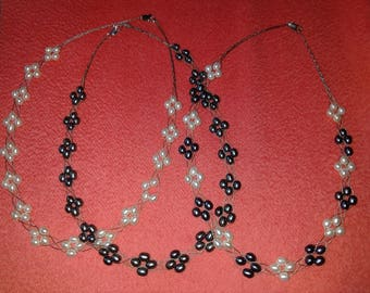 Flower Petals Necklace