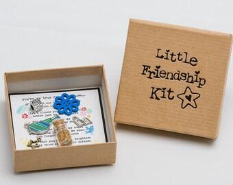 Personalised Little Friendship Kit | Friendship Gift | Gifts For Friends | Charm Box | Best Friend Keepsake