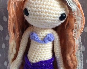 Jewel the mermaid doll