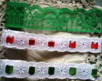 Assorted Lace