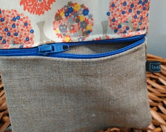 Makeup / pouch for cosmetics / Make Up Bag