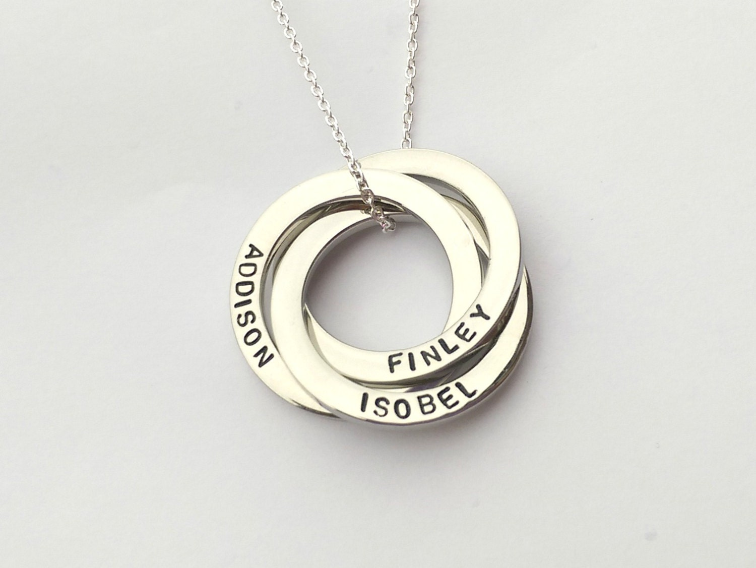 circles silver mountain gold jewelry product triple necklace cz circle with plated