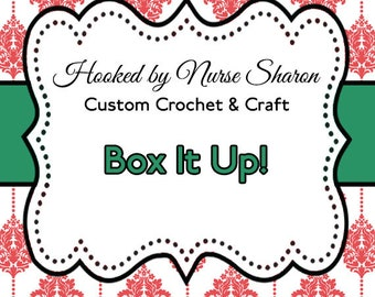 Gift Wrap Service, For Baby Hats and Outfits, Includes Kraft Gift Box, Send Directly to the Gift Recipient or To You