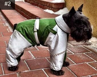 ANY BREED! Custom Dog Snowsuit Dog Winter Clothes Warm Winter Overall Jacket Dog Winter Clothing.
