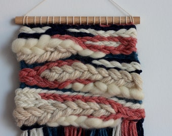 Woven Wall Hanging // HEATHER