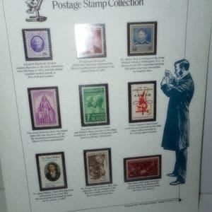 Stamps, Vintage Postage Stamps, Medical Memorabilia, Stamps About Medicine, Cancer Stamp