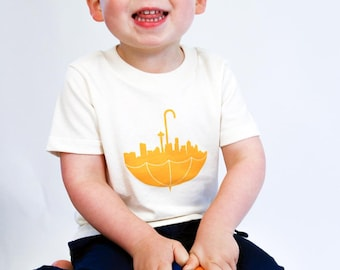 Size Two Toddler Tee-Shirt -- Choose from Five Designs