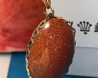 Sandstone pendant