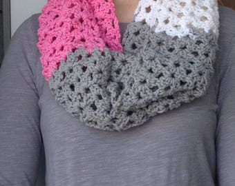 Girly Infinity Scarf