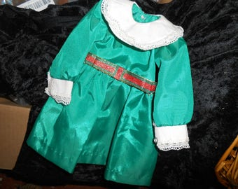 Danbury Mint Shirley Temple Holiday Dress-  new old store stock