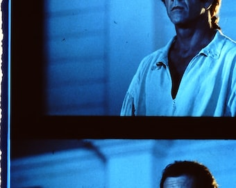 The Patriot Mel Gibson Heath Ledger - 1 Strip of 5 35mm Unmounted Film Cells ONLY 1 STRIP AVAILABLE of each film cell