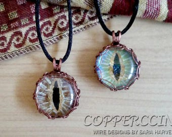 Dragon's Eye Pendant