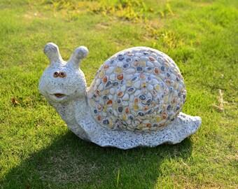 Garden Ornament Simon the Snail