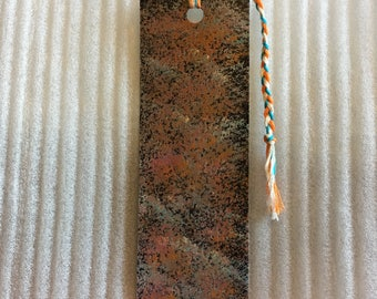 Corals Bookmark