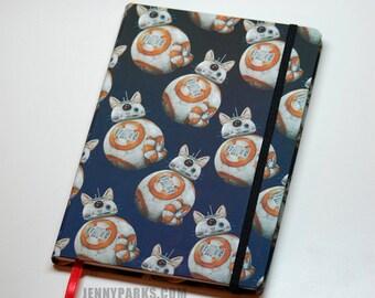 BB-Cat Sketchbook/Notebook