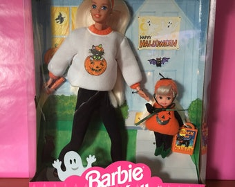 Happy Halloween Barbie & Kelly Special Edition - New In Box