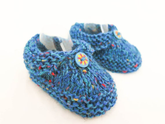 Knitting Easy Slippers : Warm slippers to crochet for men u free patterns