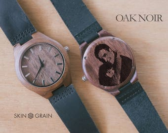 Gifts For Dad, Wood Watch, Wooden Watch, Personalized Watch, Dad Watch, Gift for Dad, Husband Gift, Father Gift, Fathers Day Gift, Watch