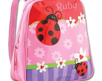 Personalisable Toddler Rucksack - Ladybug