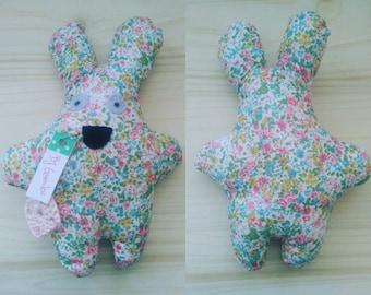 The rabbit flower