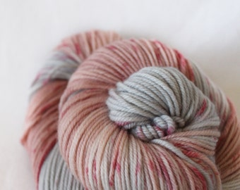 Snuggle - Goldfinch - Superwash Merino DK Yarn