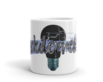 Broken Light Mug - Explicit