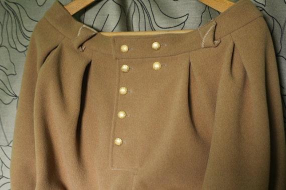 Medieval noble Pants, Rustic Pants, Men's Renaissance Pants, Victorian Pants, wool Pants medieval clothing rustic clothes