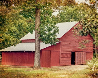 Rustic Photography, Rustic Home Decor, Farmhouse Decor, Farmhouse Print, Rustic Landscape, Country Farmhouse  Photo, Canvas Wrap or Print