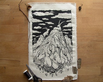 Goat's Mountain backpatch