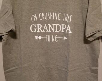 Grandpa crushing it