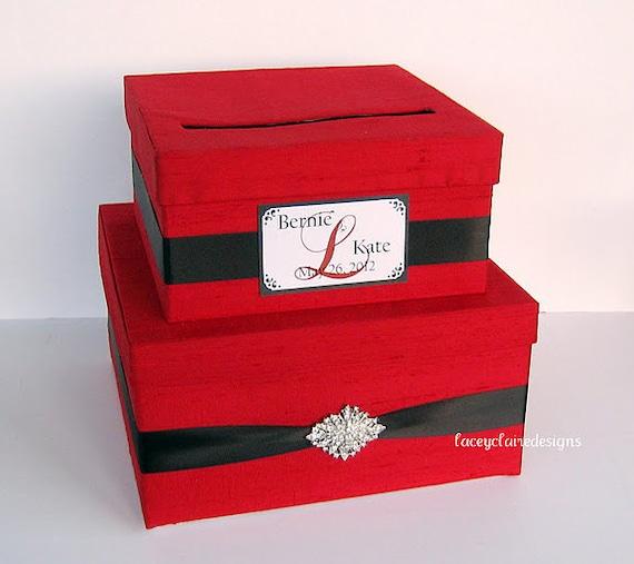 Wedding Gift Card Box Holder: Card Box Wedding Card Box Money Holder Gift Card Holder
