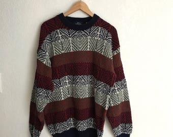 Vintage Woolrich Sweater • Size L