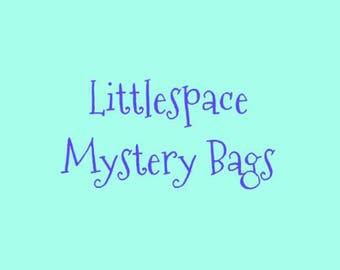 Handmade Littlespace Mystery Bag