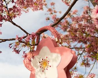 Hanami Cherry Blossom Purse