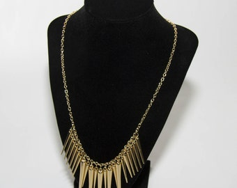 SALE! 50% OFF - Spikes Necklace