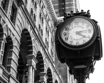 Reading Terminal - Historic Philadelphia - Philadelphia Photo - Wall Decor - Philadelphia Photography - Luxury Art