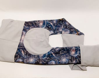 Harry Potter Galaxy Maxaloones - Baby Leggings - Cloth Diaper Pants  - Toddler Pants - Grow with Me - Monkey Butt Pants - Baby Pants