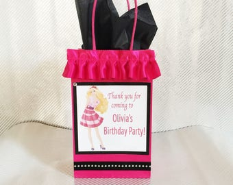 8 Barbie Party Bags!
