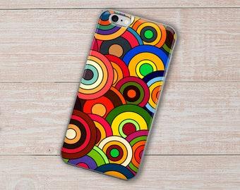 African iPhone Case, Geometric Case, Phone Case, iPhone 8 Case, iPhone 8 Plus Case, iPhone X Case, iPhone 7 Plus Case,iPhone 6 Case,Abstract