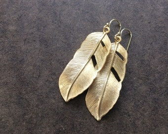 Gladys Carr Bolhouse Road Earrings - Gold