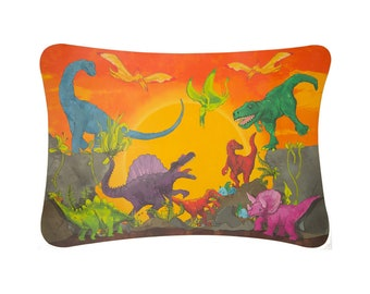Dinosaur Dynasty Large Magnetic Noticeboard