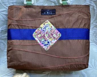 Coco Swirl Handbag