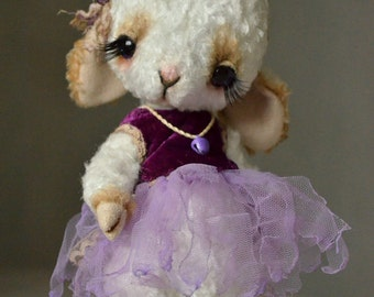 PDF File For Sewing pattern 8 Inch Lamb