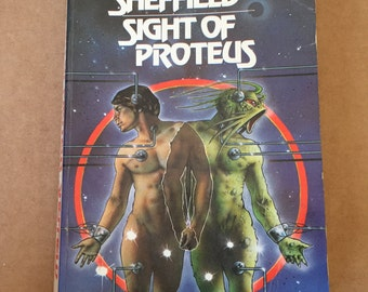 Sight of Proteus by Charles Sheffield 1978